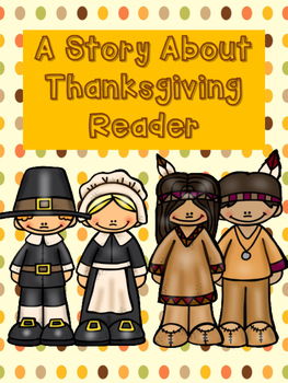 Thanksgiving Mini Reader