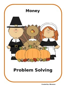 Thanksgiving Money Problem Solving