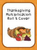 Thanksgiving Multiplication Roll & Cover