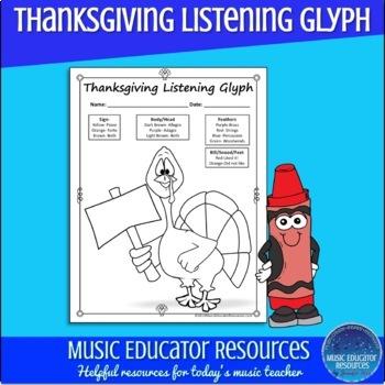 Thanksgiving Listening Glyph