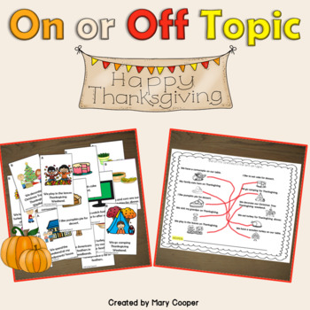 Thanksgiving On/Off Topic