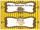 Thanksgiving Ostinato Cards