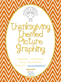 Thanksgiving Picture Graphs