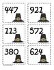 Thanksgiving Place Value Cards - Common Core St 2.NBT.1