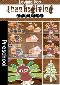Thanksgiving Preschool Centers