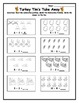 Thanksgiving Primary Math Pack