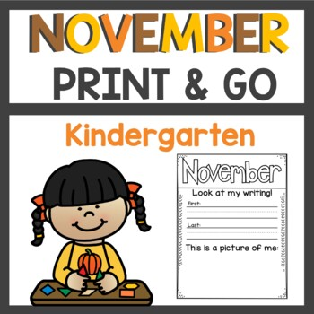 November Print and Go