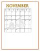Thanksgiving Printable - Primary Grade