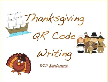 Thanksgiving QR Code Hunt