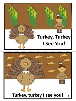 Thanksgiving Reader