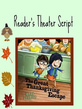Thanksgiving Reader's Theater: The Great Thanksgiving Escape