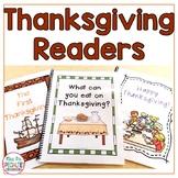 Thanksgiving Readers Bundle