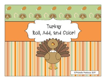 Turkey Roll and Color