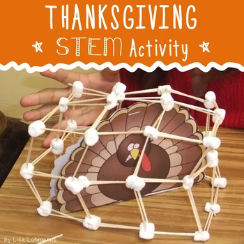 Thanksgiving STEM Activity:  Turkey Trouble