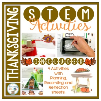 Thanksgiving STEM Engineering Challenges