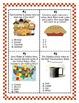 Thanksgiving Scavenger Hunt * Task Cards