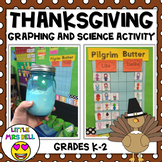 Thanksgiving Science & Graphing Activity