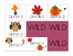 Thanksgiving Sight Word Pack