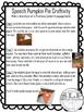 Thanksgiving {Speech and Language} Craftivity