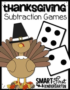 Thanksgiving Subtraction Games
