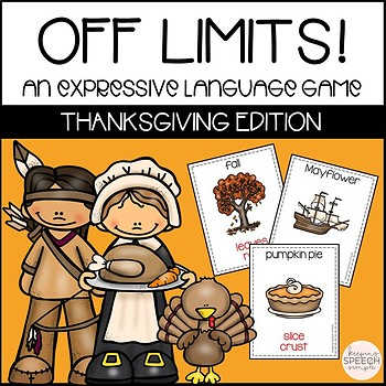 Thanksgiving Taboo - A Social Language Game