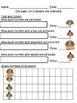 Thanksgiving Tally, Count and Graph