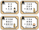 Thanksgiving Task Cards - Addition & Subtraction without R