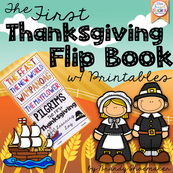 Thanksgiving: The First Thanksgiving Flip Book