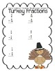 Thanksgiving-Themed Fractions Practice: Simplifying, Impro