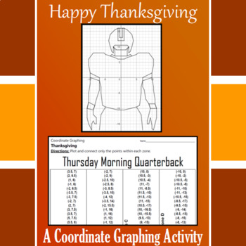 Thanksgiving - Thursday Morning Quarterback - A Coordinate