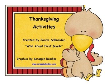 Thanksgiving Time!
