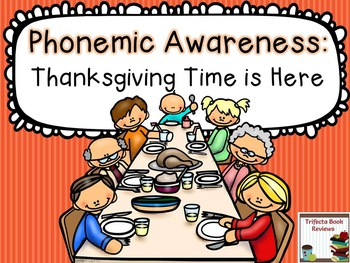 Kindergarten RTI:  Thanksgiving Time is Here ~ Rhyme and A