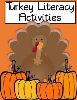 Thanksgiving Turkey Literacy Activities