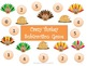 Thanksgiving: Turkey Subtraction Resource Package