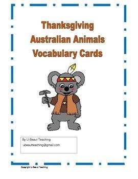 Thanksgiving Australia