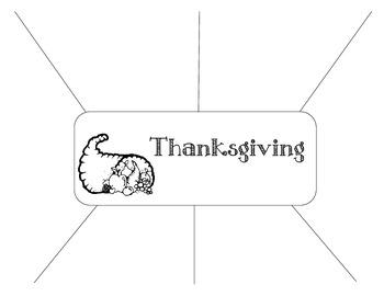 Thanksgiving Webbing