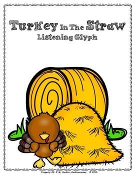 Thanksgiving/Winter/Play-Party Listening Glyph: Turkey In