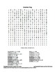 """Thanksgiving Word Search"" Thanksgiving Words – Fun! (Colo"