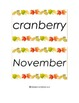 Thanksgiving Word Wall Set