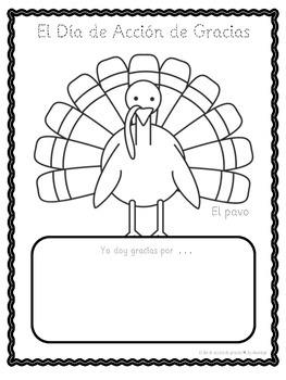Thanksgiving ~ Yo doy gracias