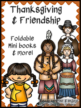 Thanksgiving and  Friendship- New!