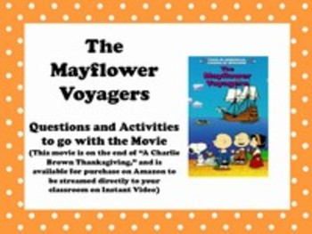 Thanksgiving and Mayflower Fun with Charlie Brown
