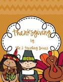 Thanksgiving by The 2 Teaching Divas