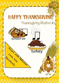 Thanksgiving rhythms #2
