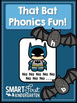 That Bat Phonics Fun!