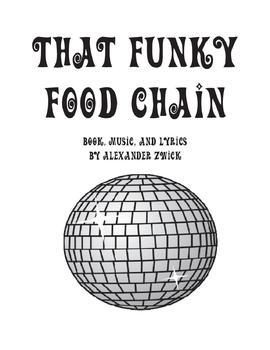 That Funky Food Chain Musical For Kids INSTANT DOWNLOAD