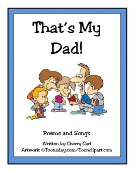 That's My Dad! Songs and Poems