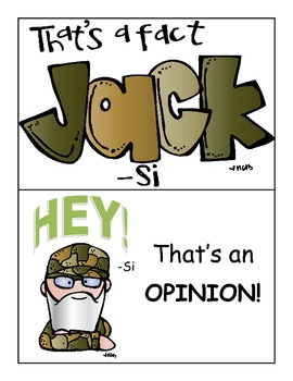 That's a Fact, Jack! Duck Dynasty Game