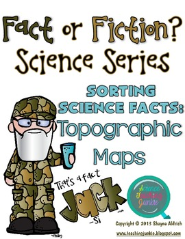That's a Fact, Jack!  Fact or Fiction Science Sorting: Top
