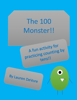 The 100 Monster!
